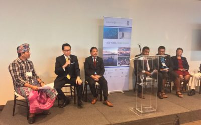 Pemuteran Biorock Projects Honored at UN World Oceans Day Celebration in New York: Indonesia Ministries Support Grass Roots Coral Reef Restoration